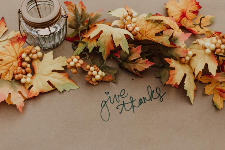 Thanksgiving and Gratitude: New Drugs for Health and Happiness - KP Yohannan - Gospel for Asia