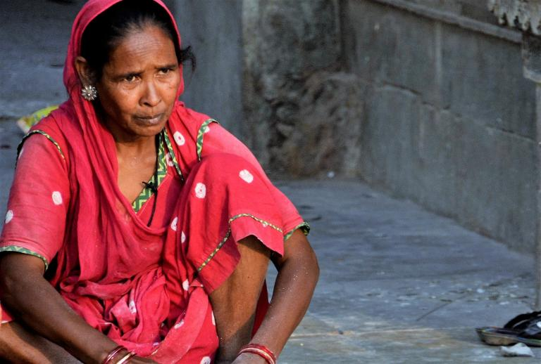 In Some Cultures, Women are Accused of Their Husband's Death - KP Yohannan - Gospel for Asia