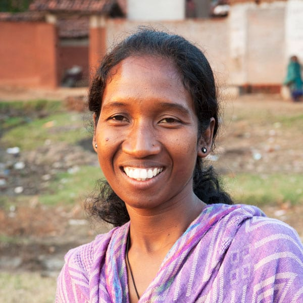 Sakshi was rejected by her family when, as a teenager, she found out she had leprosy. Read her story »