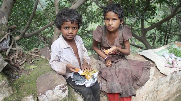 Children May Suffer Long-term Effects of Slavery - KP Yohannan - Gospel for Asia