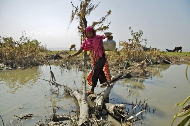 Twin Hazards: Drought and Flooding - KP Yohannan - Gospel for Asia