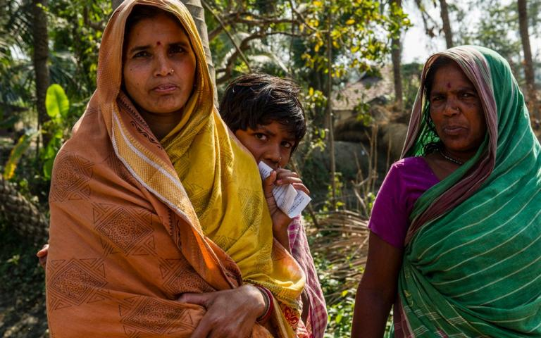 """These village women are widows, and often endure threats and distress simply because of their social status as a """"widow"""". What Happened to the Missing Women?"""