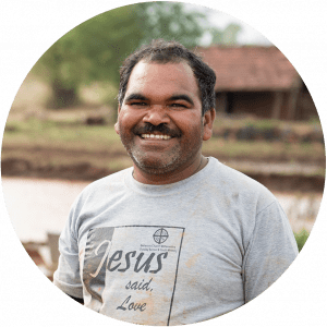 """Please pray for several other villages that are going through water crisis,"" Vimal shares, ""that we will be able to install Jesus Wells like this, in such places … Pray that through this Jesus Well many will see how God loves them and they will experience … God's faithfulness and God's loving kindness."""