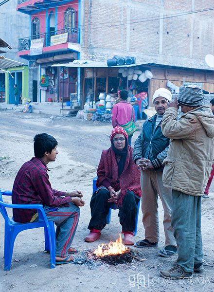 Pastor Babar and the Bible college students felt deep inside their hearts a calling to carry their Lord's love to others, While they shared the love they knew, they encountered many families suffering during the wintertime with insufficient winter clothing and blankets.
