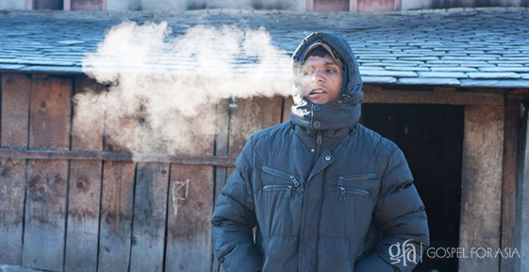 It has been reported that it is 20 times more likely for someone to die in the cold weather than from the heat. Insufficient winter clothing causes many of these deaths.