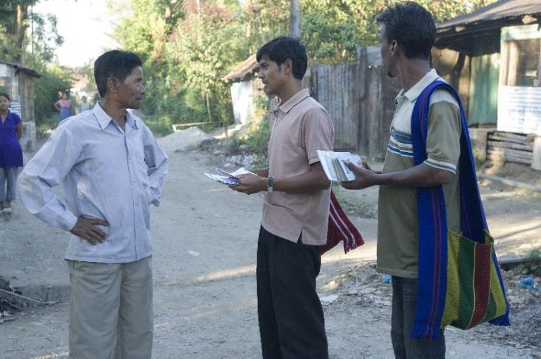 Gospel for Asia (GFA) – Discussing the definitions that encompass missions & ministry, the sacrifice and service, from those who are behind-the-scenes, to the national missionaries who are in the field.