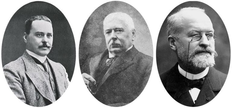 Gospel for Asia shares about Dr. Ronald Ross, Patrick Mason, Alphonse Laveran