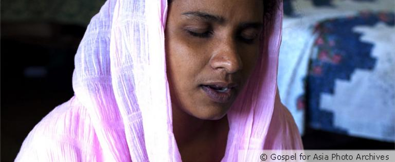 Gospel for Asia founded by Dr. K.P. Yohannan: Naomi's family was torn by alcohol and opposition, even to life-threatening sickness, but the legacy from the God who speaks brought hope in the midst of despair.