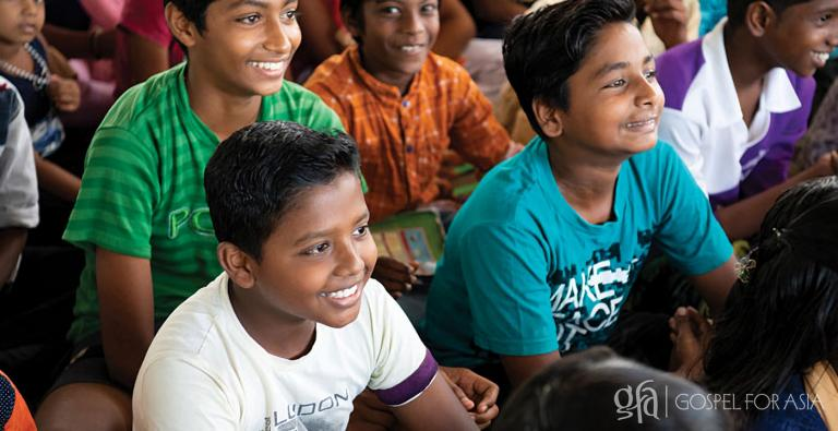 Providing help and care in the midst of tragedy: Discussing the world's worst tsunami that wreaked havoc along the Indian Ocean coast, and the first Bridge of Hope centers.