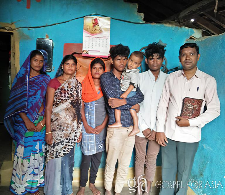 Gift of a Blanket: Gospel for Asia founded by Dr. K.P. Yohannan – Discussing Dayita and her family, their struggle with poverty, and the lasting impact Gospel for Asia's gift of a blanket brings.