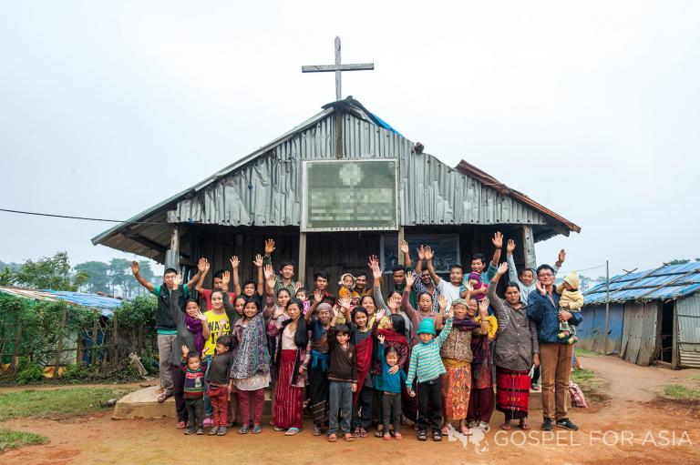 """Gospel for Asia, K.P. Yohannan's passion for Jesus, love for the """"least of these,"""" humility, and integrity have set a godly standard for others to follow."""