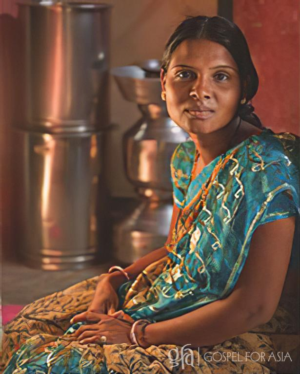 Gospel for Asia founded by Dr. K.P. Yohannan - Discussing national missionary Pastor Sudhir, bringing villages to Jesus, the persecution, even being hindered to build a church, & the faithfulness of God.