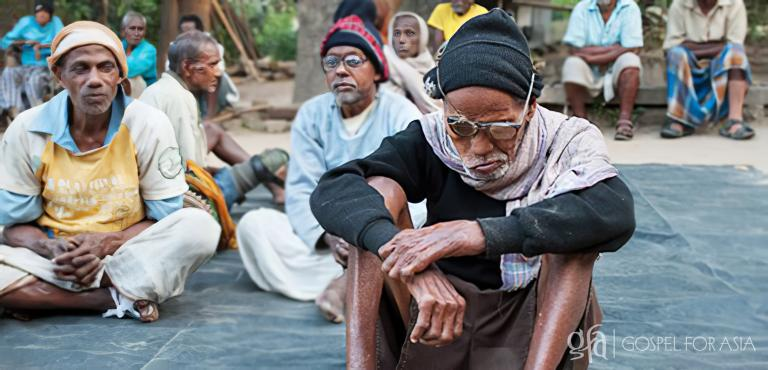 Gospel for Asia founded by Dr. K.P. Yohannan: Balwant was one of tens of thousands of people in South Asia suffering from leprosy and the humiliation and ostracism that comes along with it.