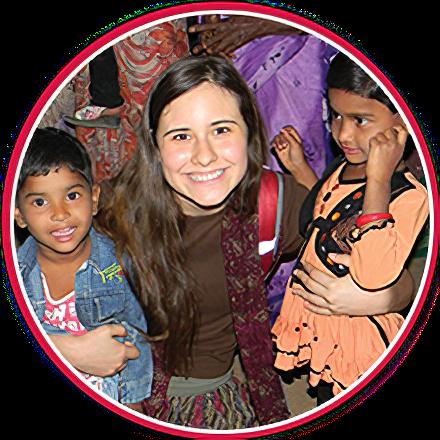 Gospel for Asia founded by Dr. K.P. Yohannan: Marcela
