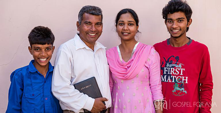 Gospel for Asia (founded by K.P. Yohannan) national workers are bringing life-saving news to people in desperate need of God's endless love. Your partnership today will enable many more people to encounter that message!