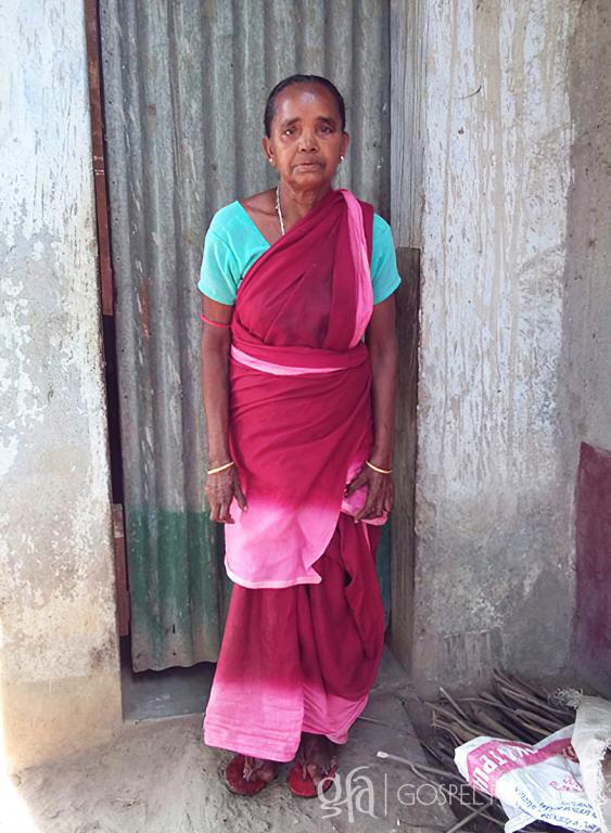 Gospel for Asia (GFA World) founded by Dr. K.P. Yohannan: Discussing Ranjini, a widow afflicted with leprosy, impoverished and alone, and the Gospel for Asia supported workers who show God's love and care even for the shunned and rejected.