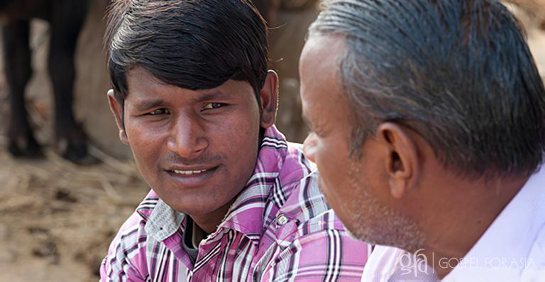 After seeing how Jesus provided for the needs of his family, Hemendu's heart brimmed with gratitude. Now, instead of opposing his son's faith, he supports him.