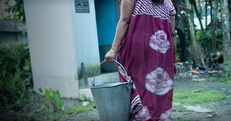 Gospel for Asia founded by Dr. K.P. Yohannan: Discussing Anesh & family, the critical problem of not having a toilet, & the Gospel for Asia gift of a toilet, & the priceless gift of restored dignity