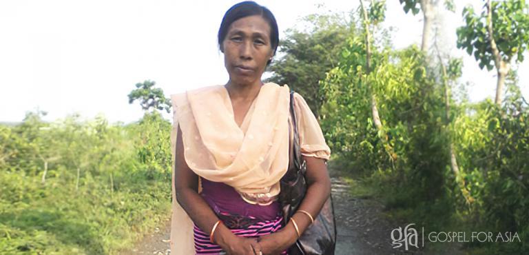 Gospel for Asia (GFA World) founded by Dr. K.P. Yohannan: Discussing the Gospel for Asia supported woman missionary Sabita, who, through her, God brought healing and peace to Hema and her once broken home.