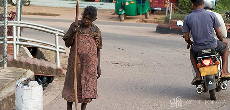 Gospel for Asia founded by Dr. K.P. Yohannan: Living on the streets