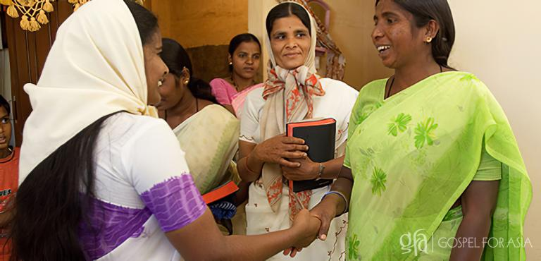 Gospel for Asia founded by Dr. K.P. Yohannan: Fellowship found in new community at church