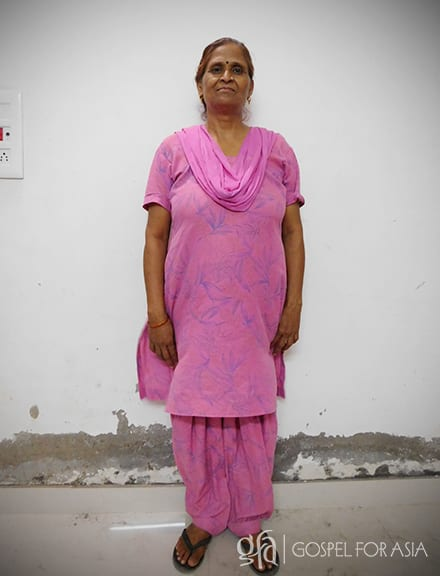 Gospel for Asia founded by Dr. K.P. Yohannan: Madira and her family lived happy lives until she began suffering with an unknown illness that left her unable to move her body with ease. She did everything the witch doctors told her to do, but after six years, the witch doctors gave up hope of her ever recovering.