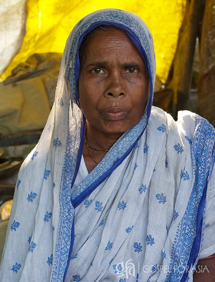 Gospel for Asia founded by Dr. K.P. Yohannan: Widows in Asia