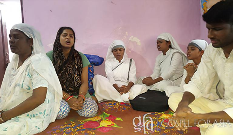 Gospel for Asia founded by Dr. K.P. Yohannan: Discussing Matali, the many visits of miscarriages hindering motherhood, and the hope and answered prayers through Gospel for Asia Sisters of Compassion.