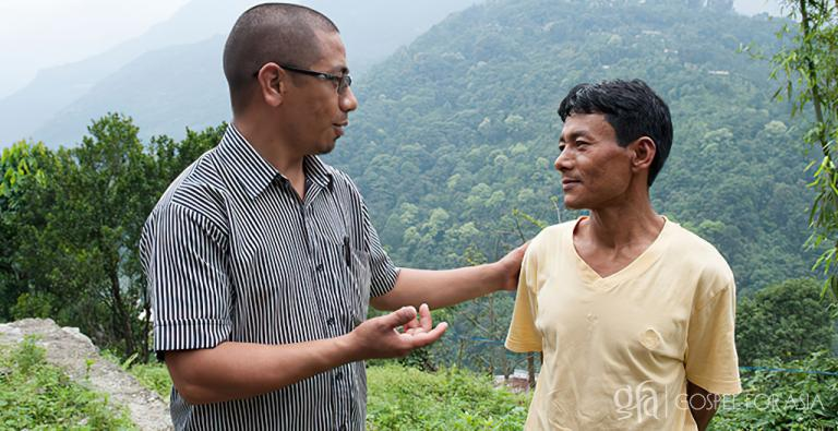 GFA founded by Dr. K.P. Yohannan: Discussing the difficulties to reach villages with the Gospel, & the transformative impact Gospel for Asia film team ministry bring to the mission field.