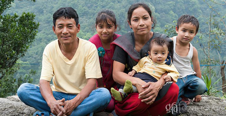 Gospel for Asia (founded by Dr. K.P. Yohannan) Paritosh and his family found Jesus through a film team, and their lives will never be the same. Countless more families still need to hear of Christ, and sending film teams is one of the most effective ways of helping them do so.