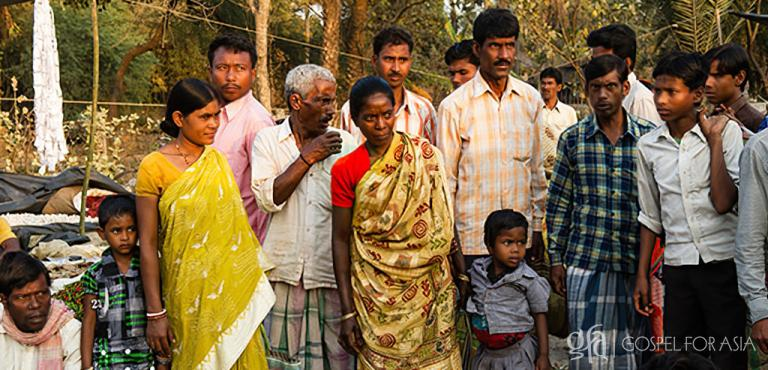 GFA founded by Dr. K. P. Yohannan: Discussing Maliha, alone and abandoned, the unfolding of her history, and the Gospel for Asia pastor's help this abused woman find hope.