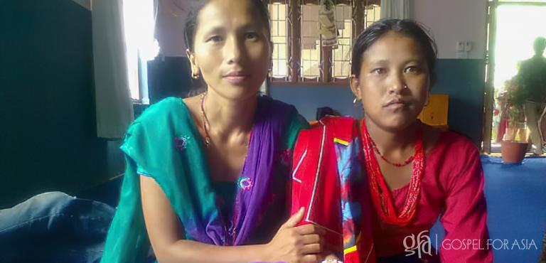 Gospel for Asia founded by Dr. K.P. Yohannan: Maliha found love and rescue when Pastor Chhiring and his wife, Gunita, welcomed her into their home as one of the family. Now, Maliha has hope in Jesus, and He is healing her past.