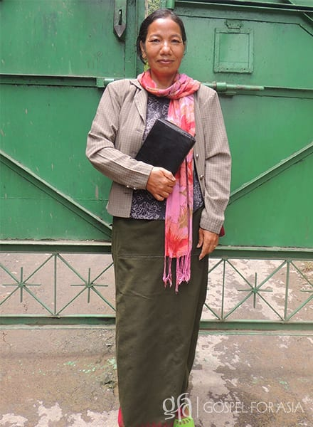 Munay, a Gospel for Asia woman missionary