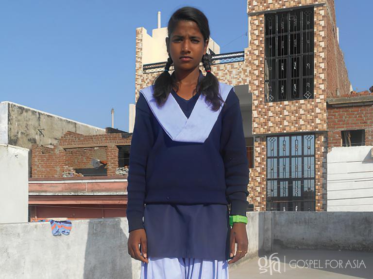 Gospel for Asia founded by Dr. K.P. Yohannan: Vela attended a Bridge of Hope center