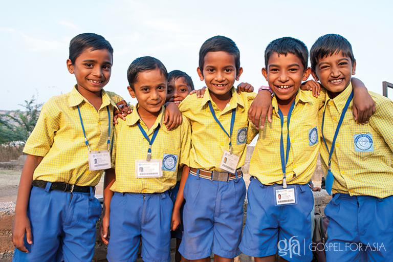 Hardships & a vibrant future with Gospel for Asia Bridge of Hope founded by Dr. K.P. Yohannan