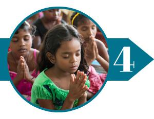 Pray for the rescue of girl victims of child marriage and trafficking