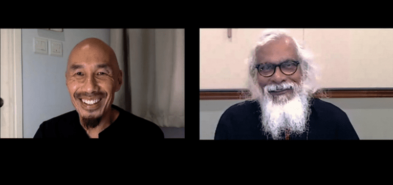 """Francis Chan revealed how his view of """"true"""" faith was turned upside down by Gospel for Asia founder and mission pioneer Dr. K.P. Yohannan."""