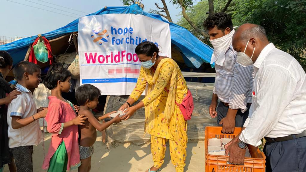 Texas based humanitarian agency Gospel for Asia (GFA World) is releasing hundreds of thousands of families from jaws of hunger amid COVID 19
