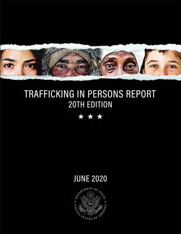 Trafficking in Persons Report, 2020