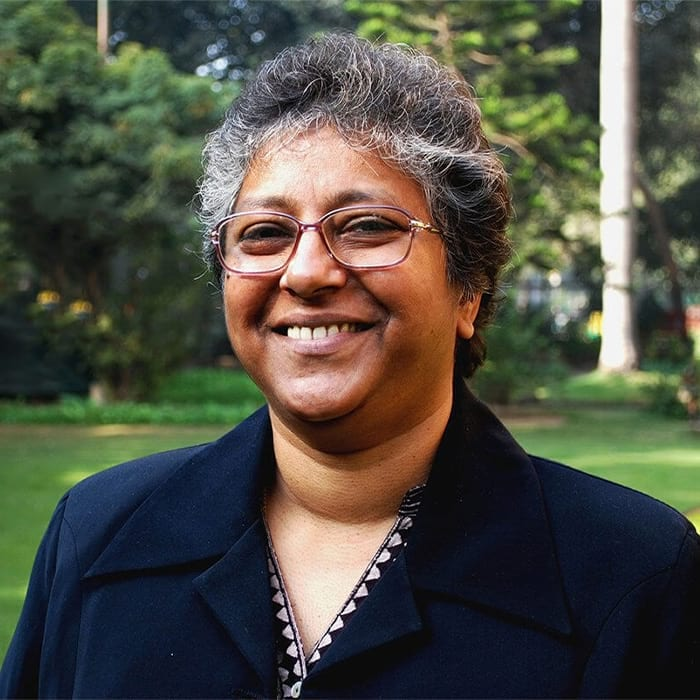 Dr. Mary Verghese