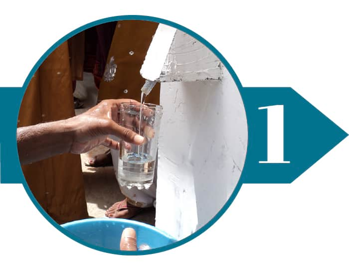 Gospel for Asia (GFA World) BioSand Water Filter