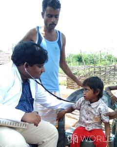 Gospel for Asia (GFA World) Free Medical Camp