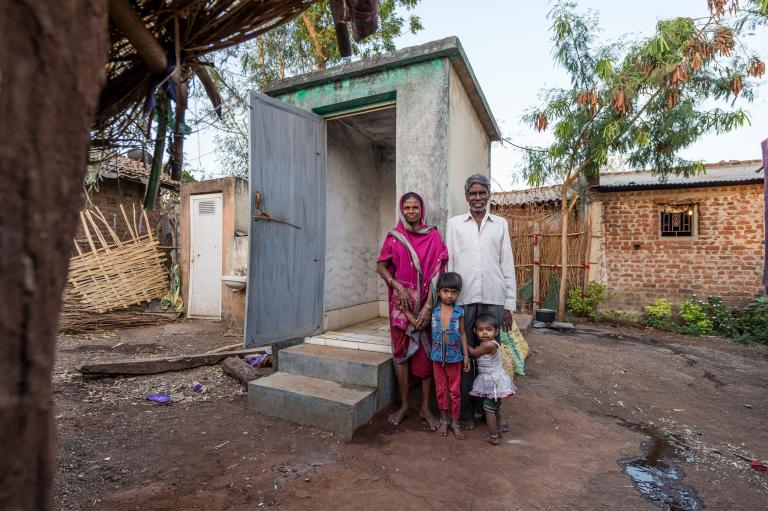 GFA World (Gospel for Asia, founded by KP Yohannan) - Taking the Toilet Challenge, resolving Open Defecation continues to confound the world.
