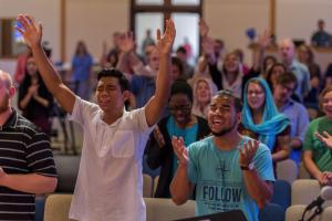 As young Americans abandon their faith in alarming numbers, GFA World is hosting the Kyrie Experience to help young people reset their lives