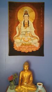 Avalokiteshvara hanging