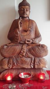 Wooden Buddha 080317