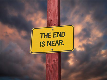 the end is near marc barnes