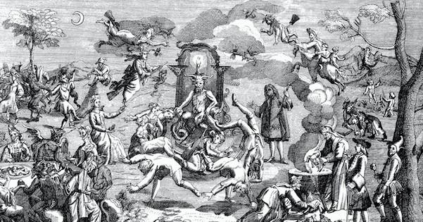 Satan Party!