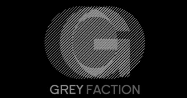 Grey Faction Logo. Image Credit: Courtesy The Satanic Temple