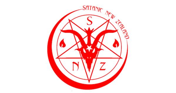 Satanic New Zealand Logo
